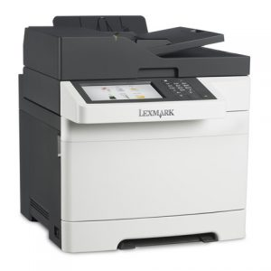 Lexmark CX510de A4 Colour Multifunction Laser Printer