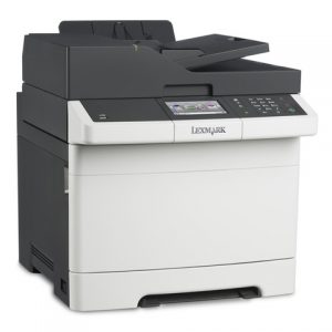 Lexmark CX410de Multifunction laser printer