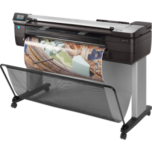 HP DeshnJet T830 36in Plotter F9A30B built in scanner