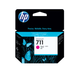 711 Magenta ink HP 711 MAGENTA CARTRIDGE | CZ131A | 711 29-ml Magenta ink