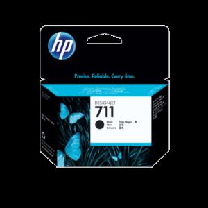 HP 711 Black DesignJet 80-ml ink | CZ133A