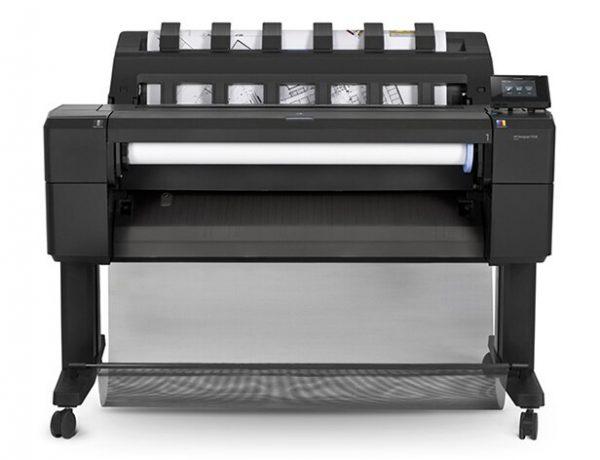 HP DesignJet T930 HP DesignJet T930 36 in HP DesignJet T930 36-in PostScript Printer