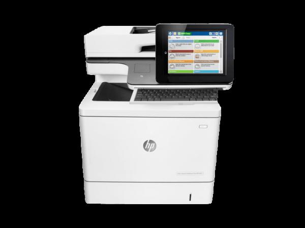 HP Colour LaserJet Enterprise Flow MFP M577z