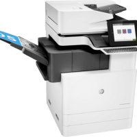 HP Colour LaserJet Managed Flow MFP E87660z Plus