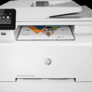 M283fdw HP LaserJet