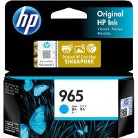 HP 965 Low Yield Cyan Original Ink Cartridge