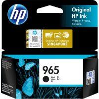 HP 965 Low Yield Black Original Ink Cartridge