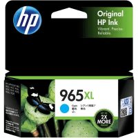 HP 965XL High Yield Cyan Original Ink Cartridge