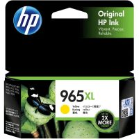 HP 965XL High Yield Yellow Original Ink Cartridge