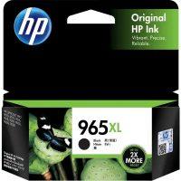 HP 965XL High Yield Black Original Ink Cartridge