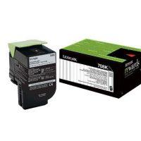 Lexmark 708 Black Cartridge   708K Low Yield Toner Cartridge