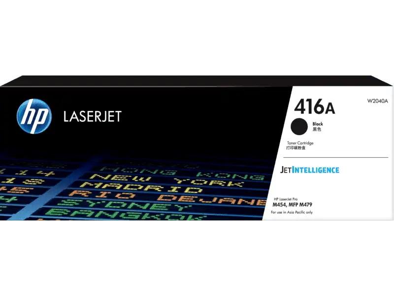 HP 416A Black Original LaserJet Toner Cartridge