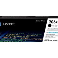 HP 206X High Yield Black LaserJet Toner Cartridge