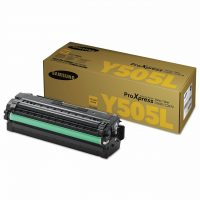 Samsung CLTy505L yellow Toner