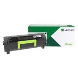 Lexmark 56F6000 Black Toner Cartridge | 56F6000