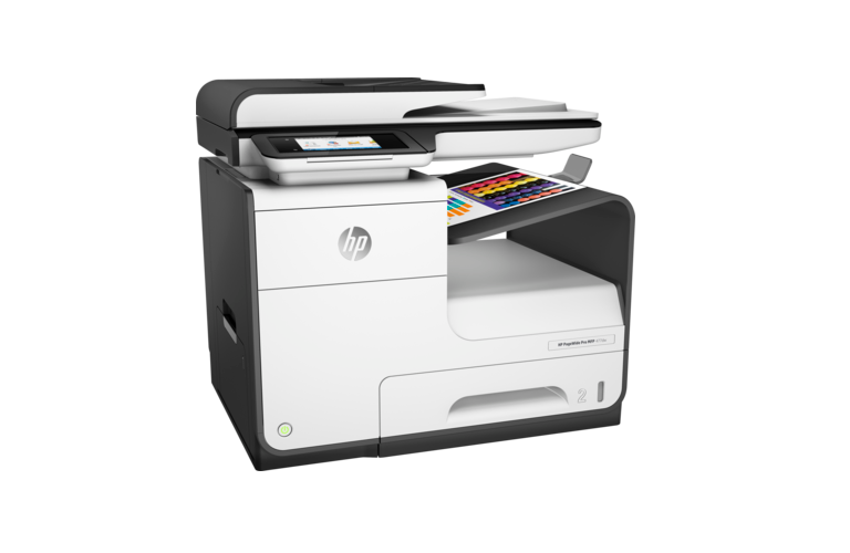 Multifunction and low cost printer with great speed | PageWide Pro 477DW