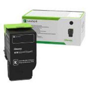 Lexmark 78C6UKE Black toner Cartridge | Extra High Yield Contract