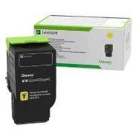 Lexmark 78C6UYE Yellow Toner Cartridge | Ultra High Yield Contract