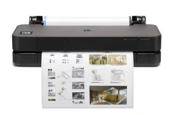HP DesignJet T230 Printer 24-in printer