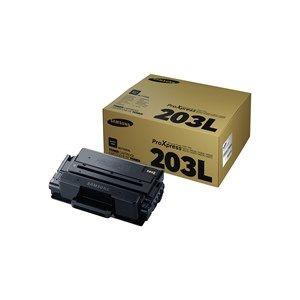 1 x Genuine Samsung SLM3820 / SLM3870 / SLM4020 / SLM4070 (MLT-D203L 203L) High Yield Black Toner