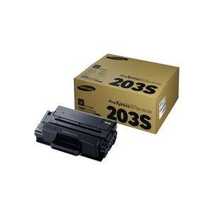 1 x Genuine Samsung SLM3820 / SLM3870 / SLM4020 / SLM4070 (MLT-D203S 203S) Standard Yield Black Tone