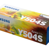 Samsung CLTY506L Yellow Toner