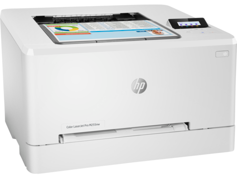 Colour laser printer with high quality prints | HP LaserJet M255NW