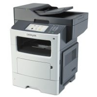 Lexmark MX610de - multifunction printer - B/W