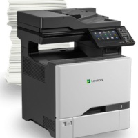 Lexmark XC4150 A4 Colour Multifunction Printer