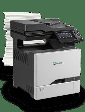 Lexmark XC4150 A4 Colour Multifunction Printer