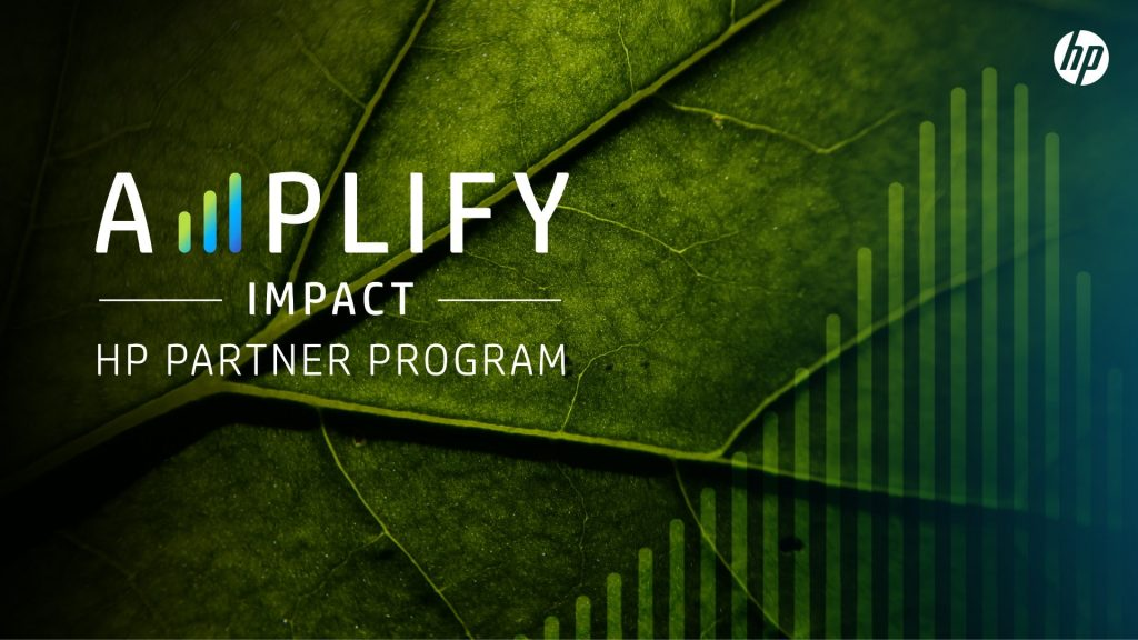 hp IMPACT SUSTAINABILITY- HP Amplify Impact
