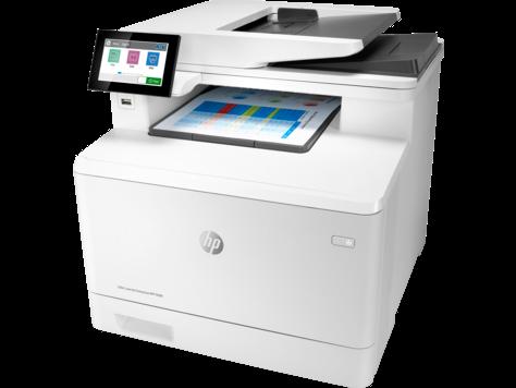 HP Color LaserJet Enterprise MFP M480f (3QA55A)