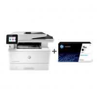 HP LaserJet Pro MFP M428fdn (W1A29A) + Low Yield Toner (Bundle Offer 1)