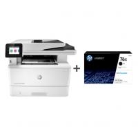 HP LaserJet Pro MFP M428fdn (W1A29A) + High Yield Toner (Bundle Offer 2)