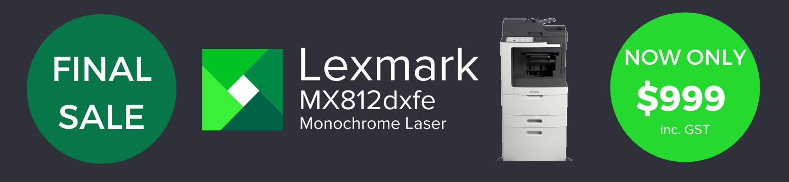 MX812DEXFE